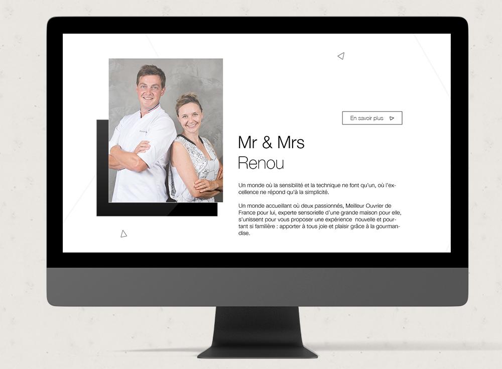 Renou - Web Romandie