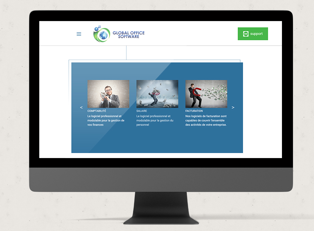 Global Office - Web Romandie