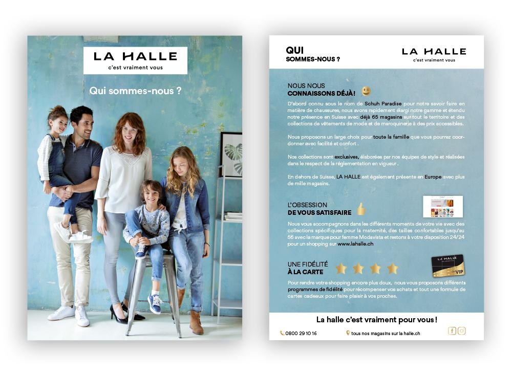 La halle - Web Romandie