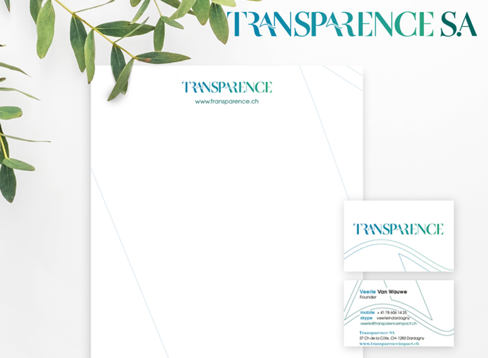 Transparence - Web Romandie