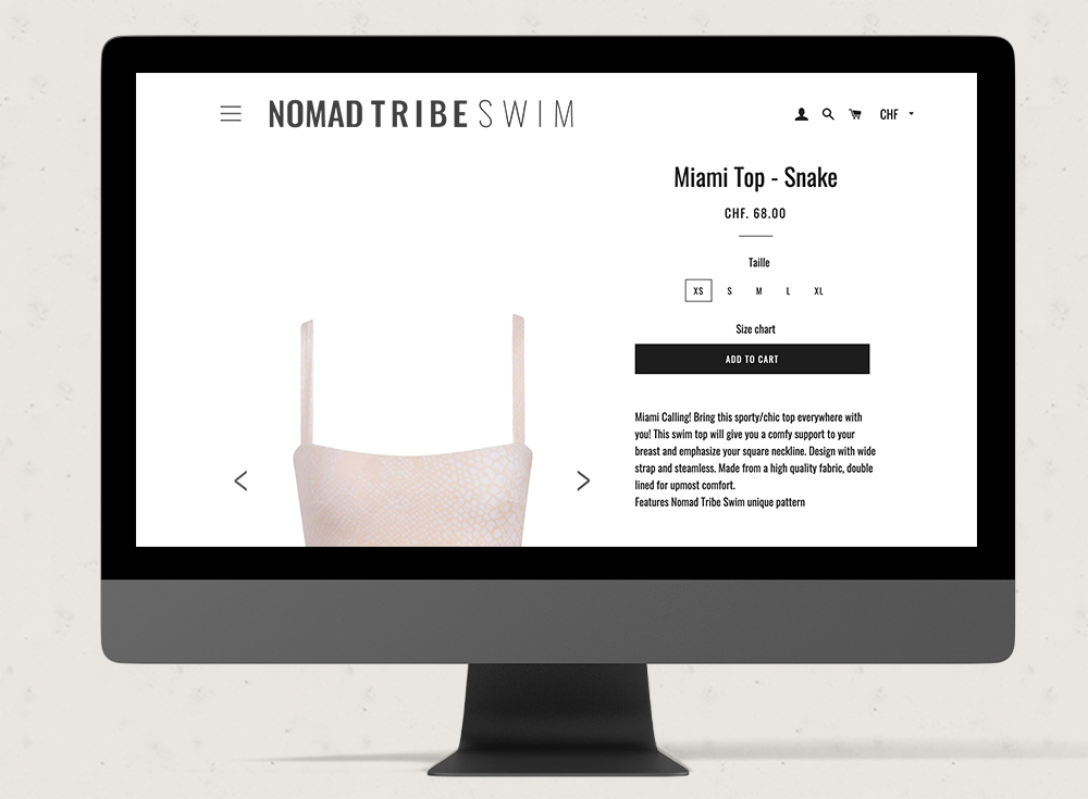 Nomad Tribe - Web Romandie