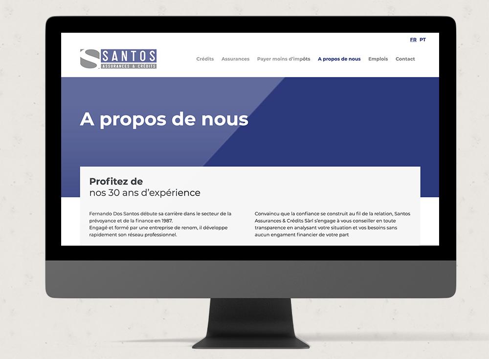 Santos - Web Romandie