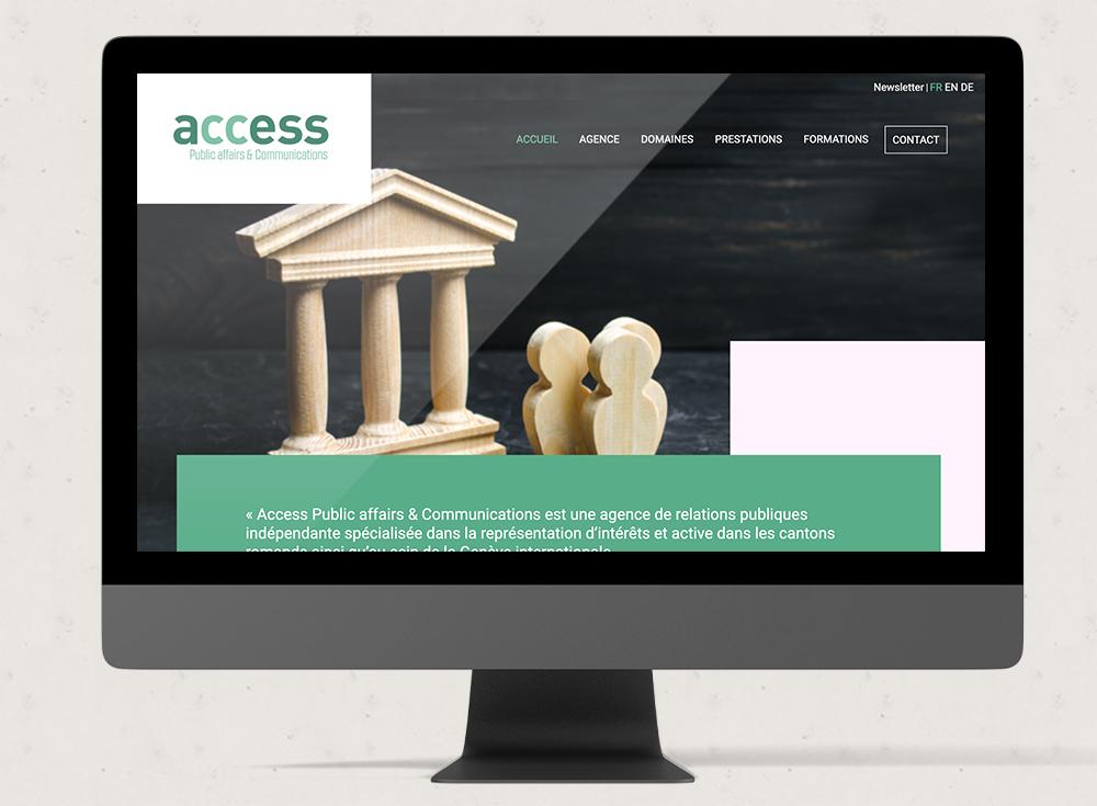 Access Pac - Web Romandie